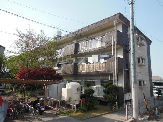 土橋 徒歩17分 1階 2DK 賃貸マンション