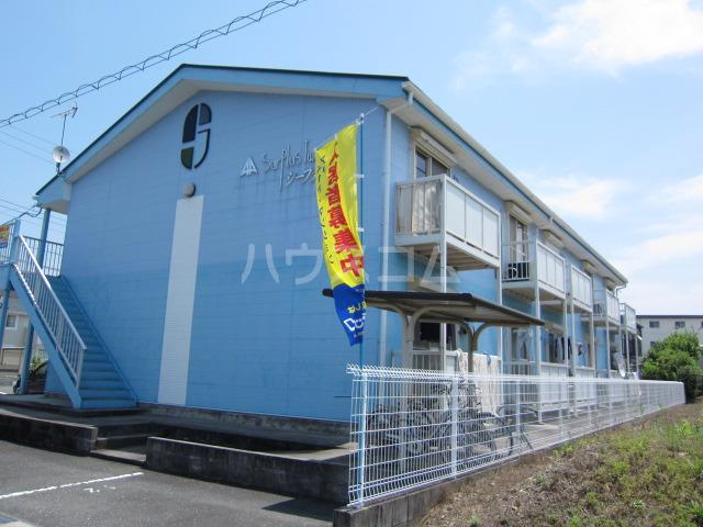 豊橋 バス25分 停歩5分 2階 2DK 賃貸アパート