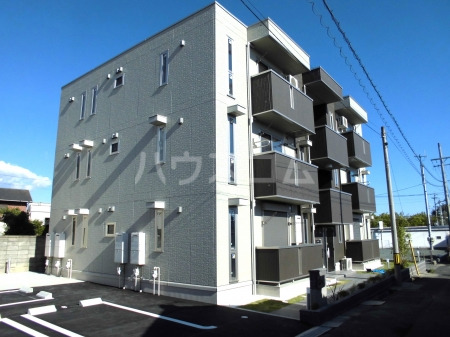 東田 徒歩17分 3階 1LDK 賃貸アパート