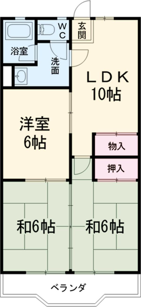 フィレンツェ弥富Ⅱ 賃貸マンション