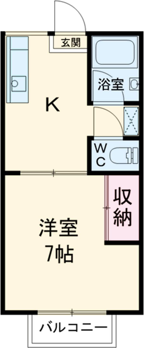 青木葉ハイツ4 賃貸アパート