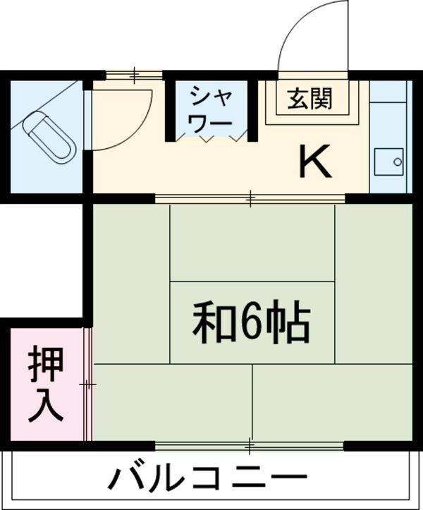関口荘 賃貸アパート