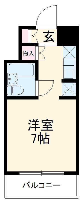 コスモシティ88 賃貸マンション