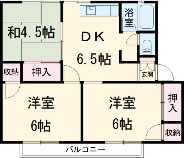 ひまわり館 賃貸アパート