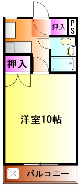 増澤マンション 賃貸アパート