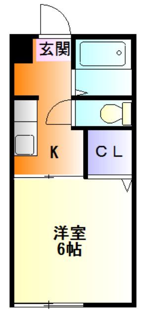 ウィングE 賃貸アパート