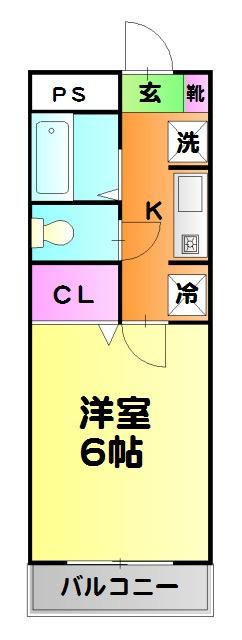 ボナール13BLD 賃貸マンション
