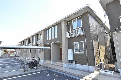 コンフォート・ヴィラ緑山Ⅱ号棟 賃貸アパート