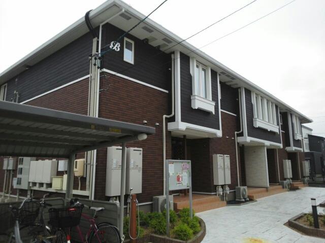 ランドマーク315 B 賃貸アパート