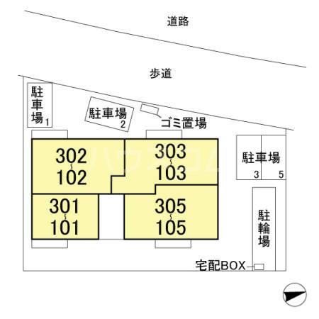 仮)柏たなかPJB11-B棟 賃貸アパート