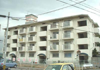 北野桝塚 バス9分 停歩1分 4階 3DK 賃貸マンション