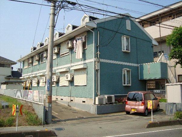 サンライズ東松山 賃貸アパート