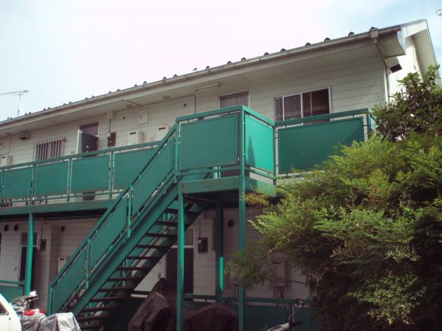 第2ハウスグリーン 賃貸アパート