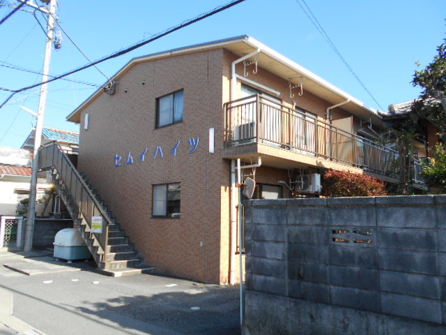 片浜 徒歩19分 1階 2DK 賃貸アパート