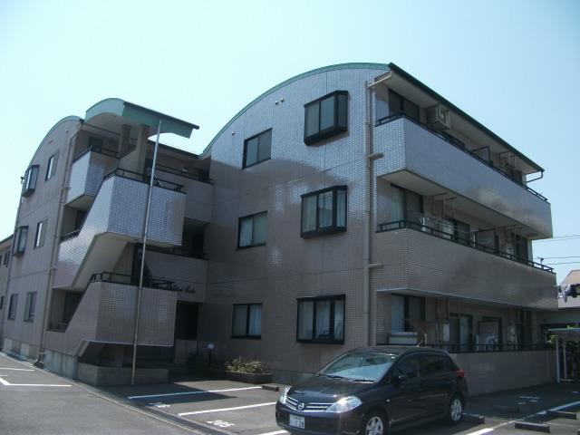 片浜 徒歩73分 1階 2LDK 賃貸マンション