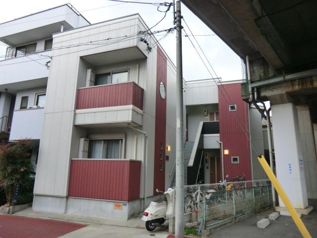 クレフラスト堀田南 賃貸アパート