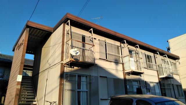 メゾン竜美ヶ丘 賃貸アパート