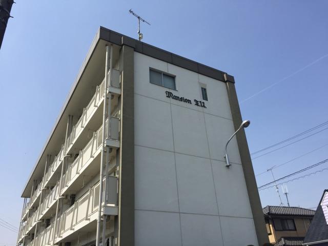 矢作橋 徒歩23分 2階 3DK 賃貸マンション