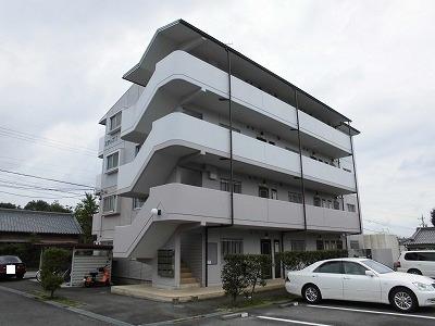 平戸橋 徒歩29分 1階 3DK 賃貸マンション
