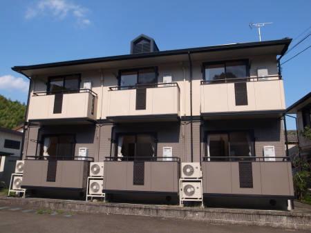 クレール静岡B 賃貸アパート