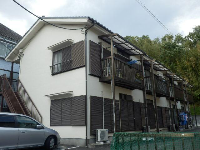 すみれハイツ(あざみ野) 賃貸アパート