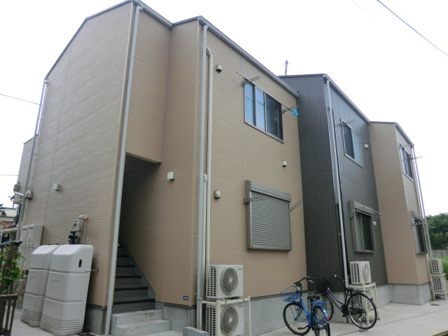 キャナルバンク千葉中央 賃貸アパート