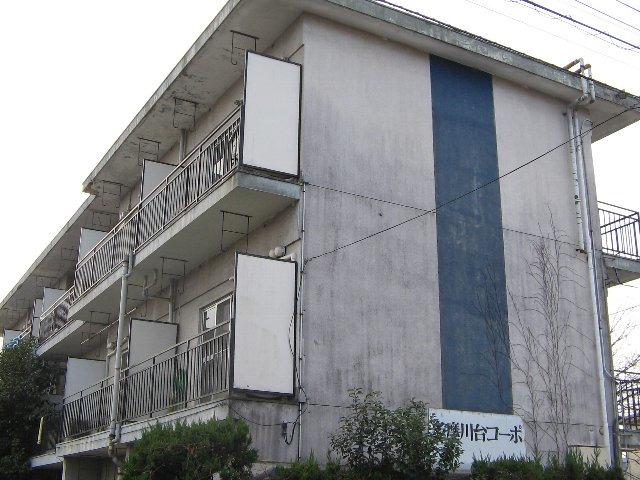 多摩川台コーポ 賃貸マンション