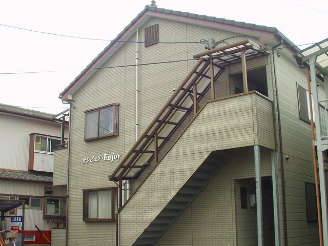 サンピュアEnjoy 賃貸アパート