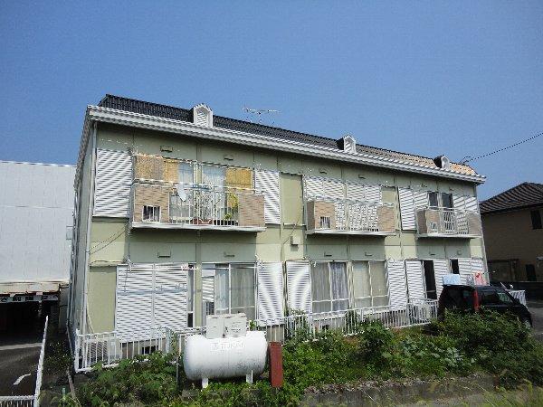 The HILLS 賃貸アパート