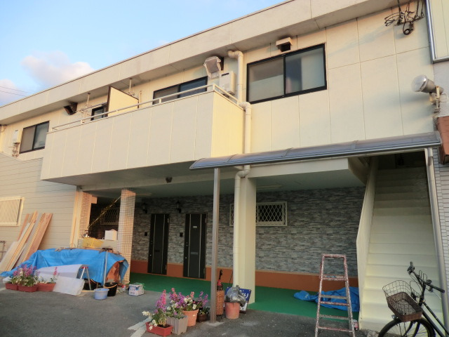 三井ハイツ1番館 賃貸アパート