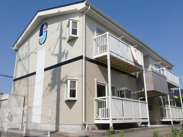 豊橋 バス20分 停歩4分 1階 2DK 賃貸アパート
