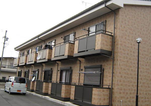 豊橋 バス20分 停歩5分 1階 1K 賃貸アパート