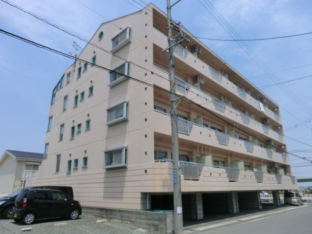 豊橋 バス20分 停歩6分 3階 3DK 賃貸マンション