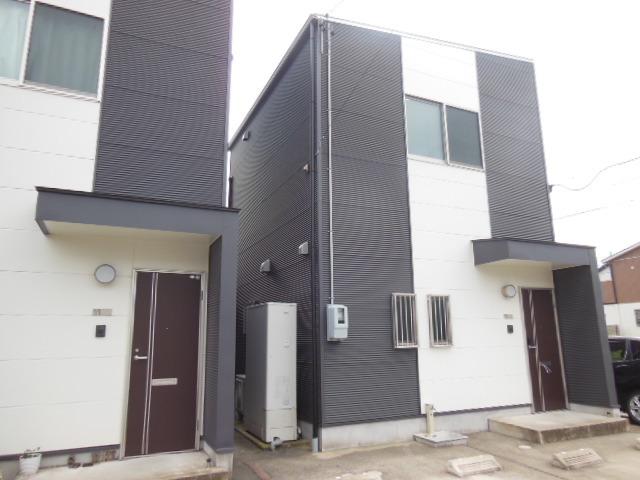 東田 徒歩3分 1-2階 3LDK 賃貸一戸建て