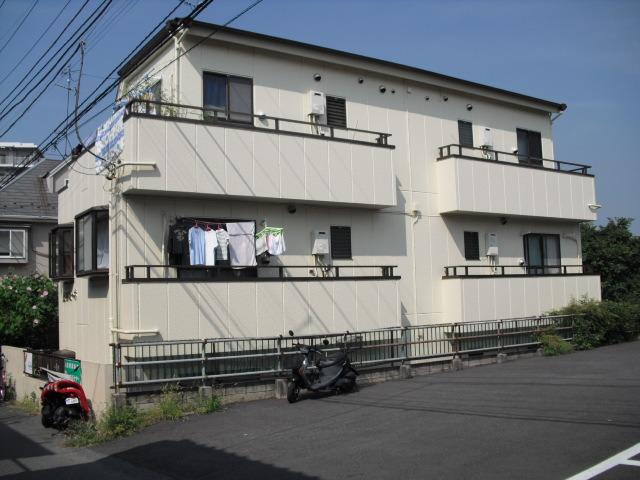 上田コーポ 賃貸アパート