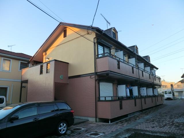 ヴィラソレイユC 賃貸アパート