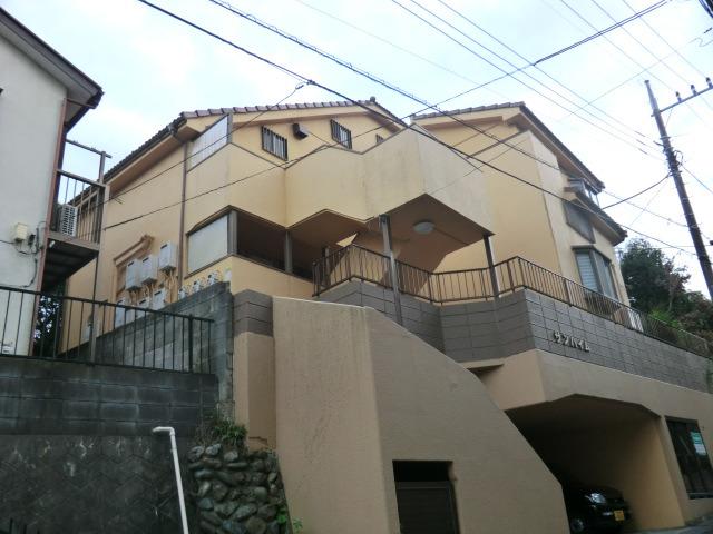 サンハイム程久保 賃貸アパート
