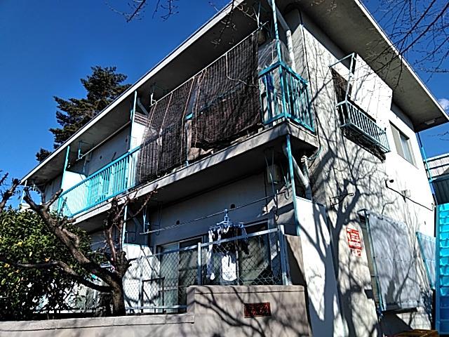 第二アローランドマンション 賃貸アパート