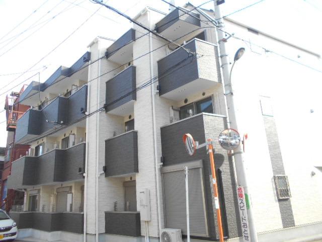 ラ・アヴェニール東武練馬 賃貸アパート