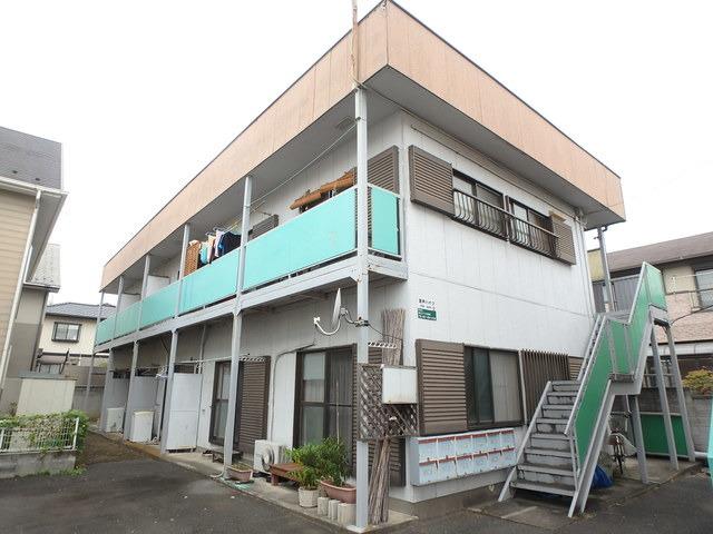金井ハイツB 賃貸アパート
