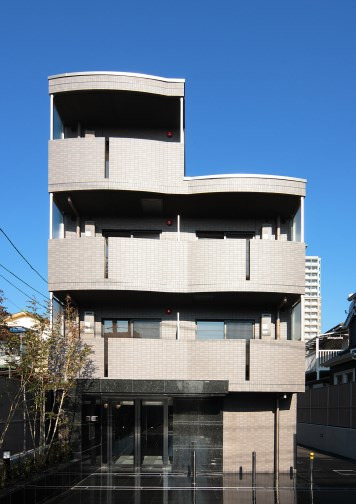 ルーブル駒沢大学参番館 賃貸マンション