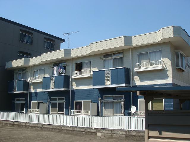 サンシティ板倉B 賃貸アパート
