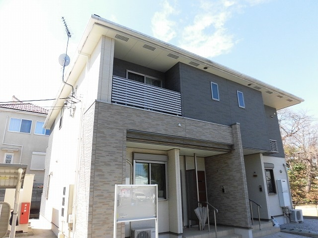 ローズガーデン Ⅰ 賃貸アパート