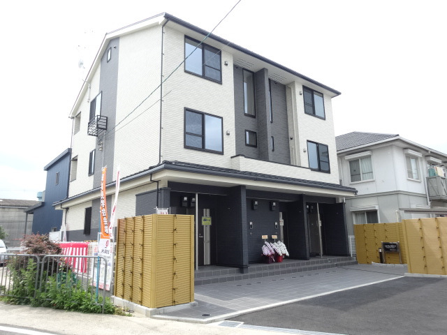 Up's WAY KOGA Ⅱ 賃貸アパート