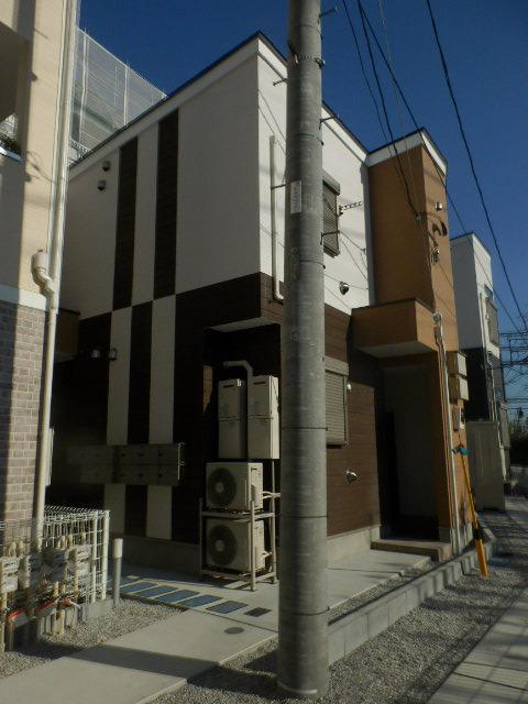 プライムテラス川崎元木 WEST 賃貸アパート
