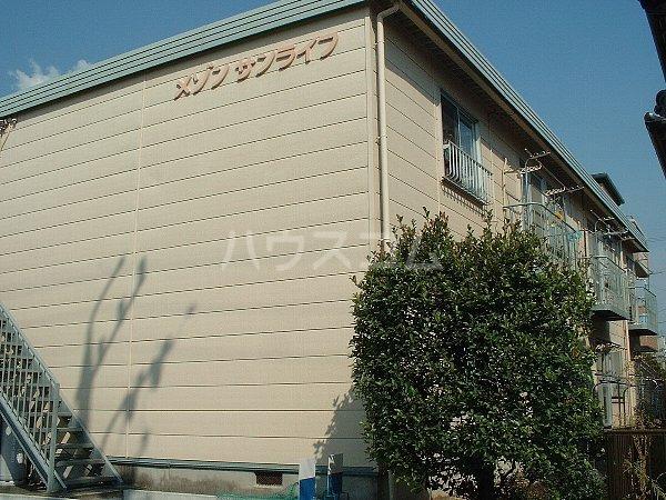 矢作橋 バス9分 停歩5分 2階 2DK 賃貸アパート