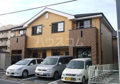 北野桝塚 徒歩27分 2階 2LDK 賃貸アパート