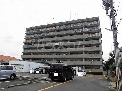 平戸橋 徒歩37分 1階 2LDK 賃貸マンション