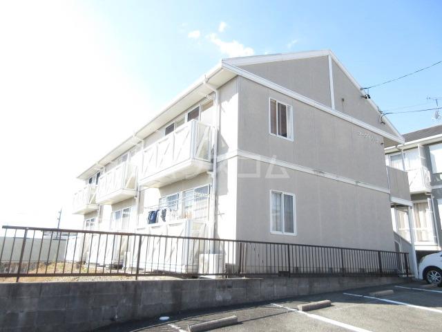 東田 徒歩19分 2階 2DK 賃貸アパート