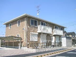 リビングタウン伊奈中央B 賃貸アパート